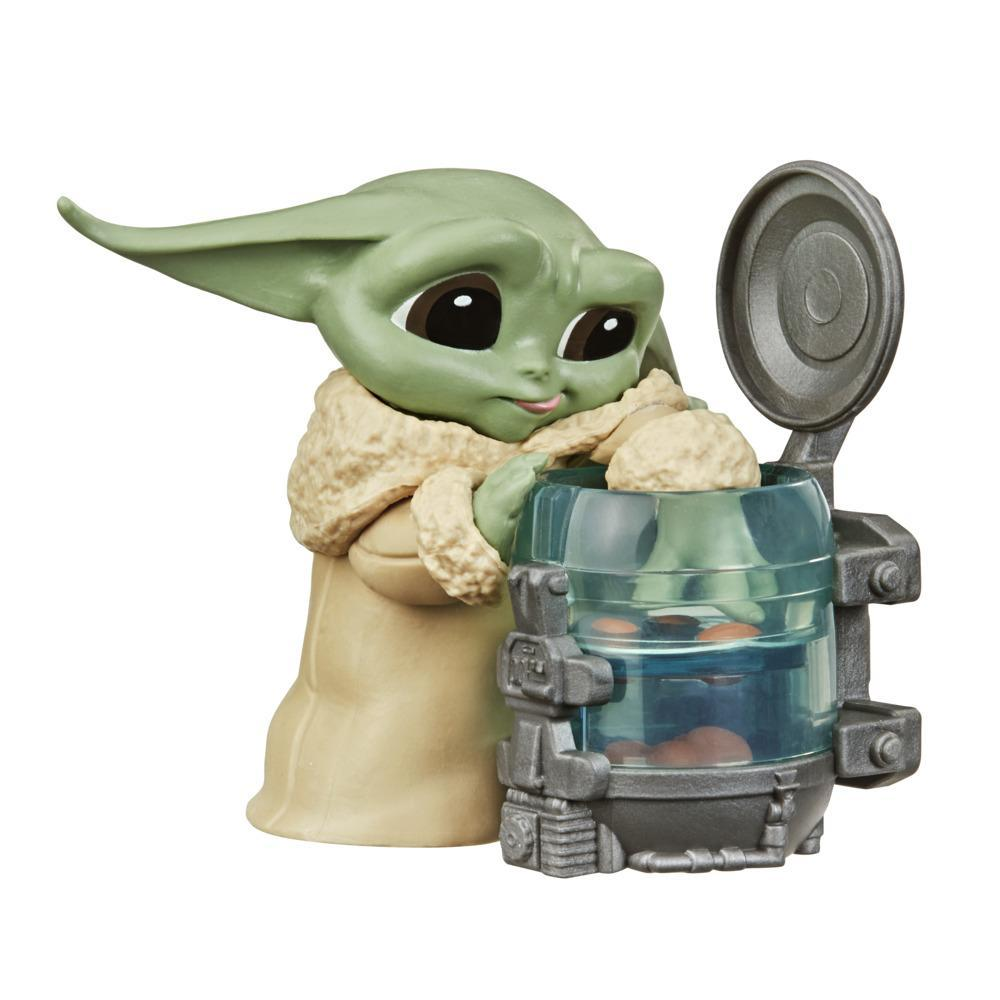 Star Wars The Bounty Collection Series 3 The Child na pose Criança Curiosa