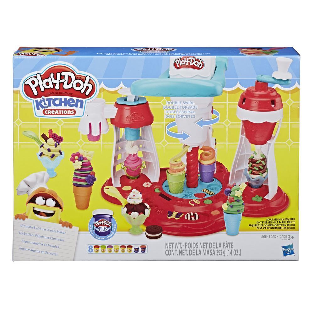 Play-Doh Super Geladaria
