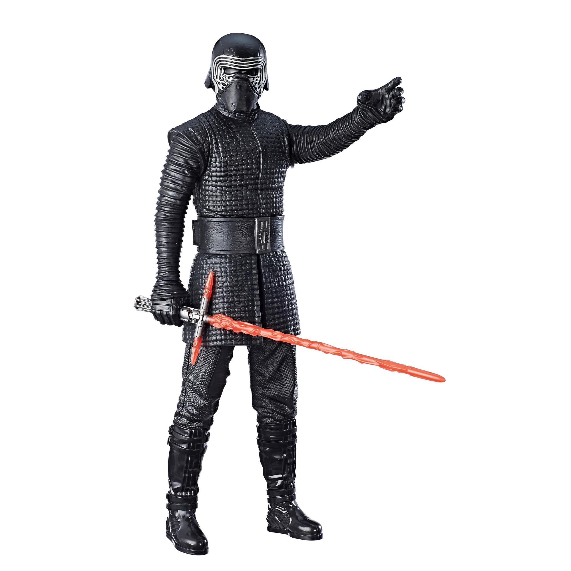 STAR WARS EPISODIO 8 HERO SERIES FIGURA KYLO REN