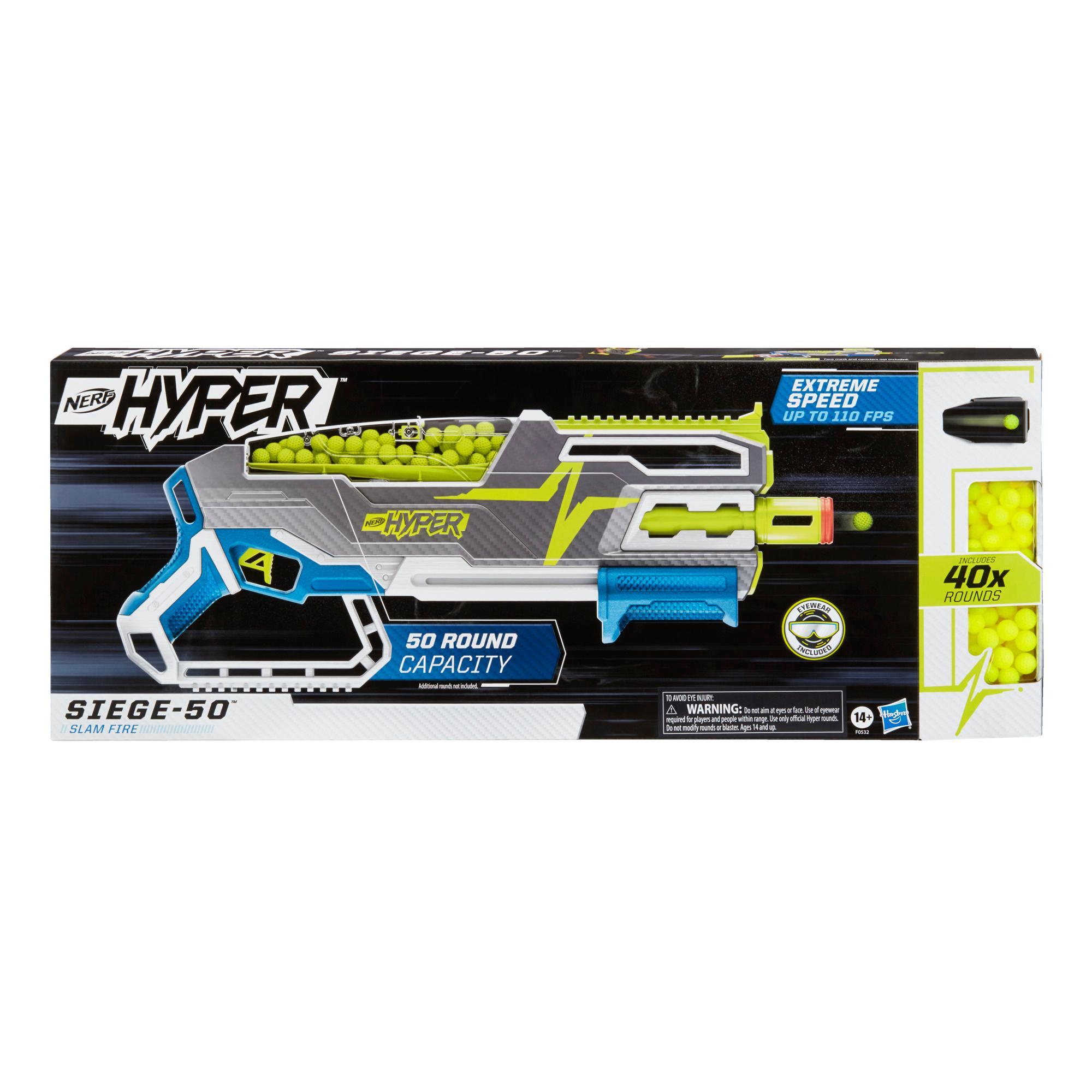 Nerf Hyper Siege-50