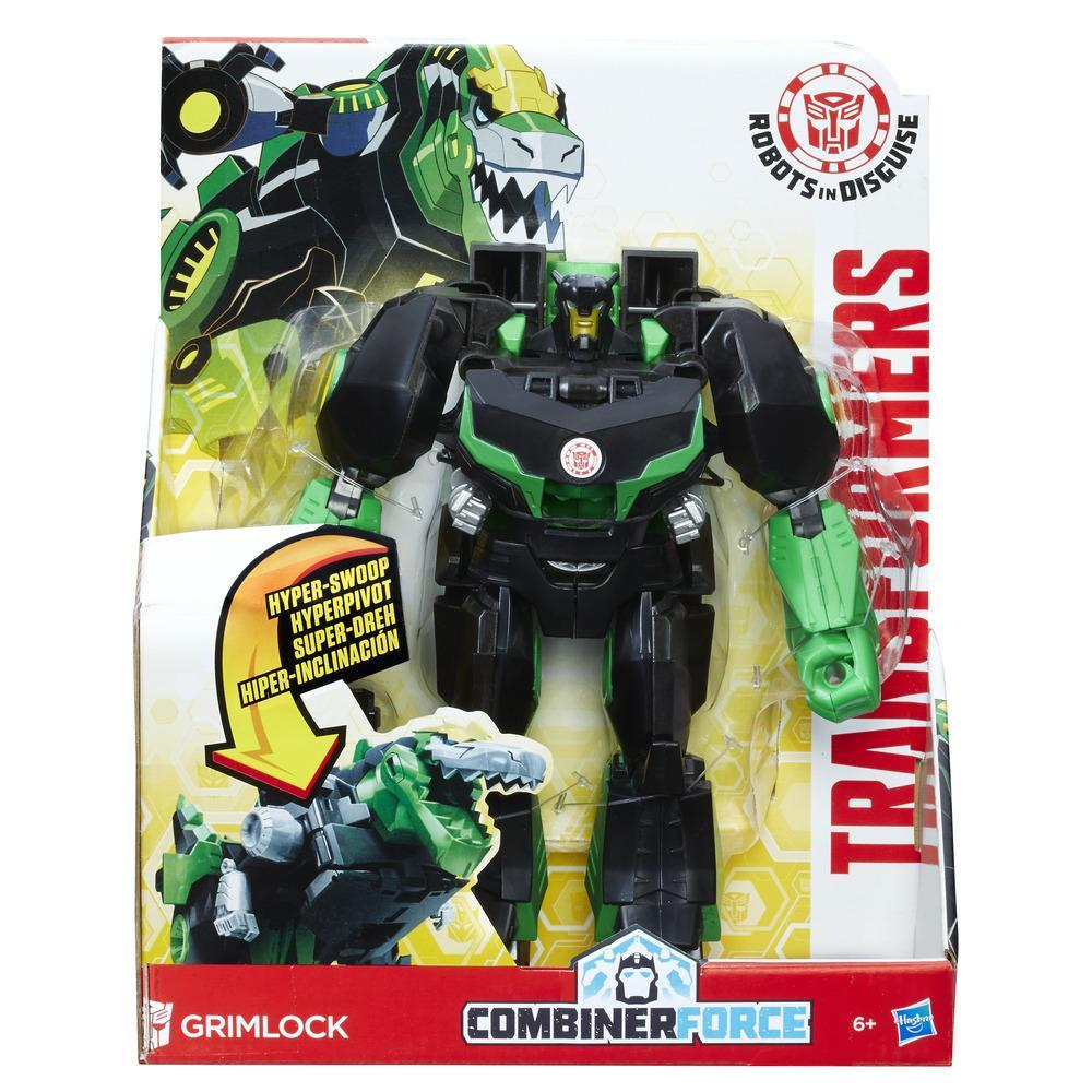 Transformers RID Combiner Force 3-Step Changer Grimlock