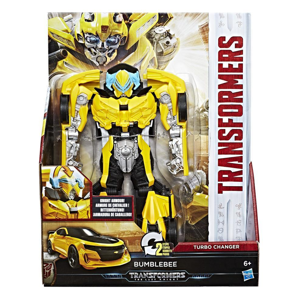 TRANSFORMERS 5 -ARMOR UP TURBO CHANGER