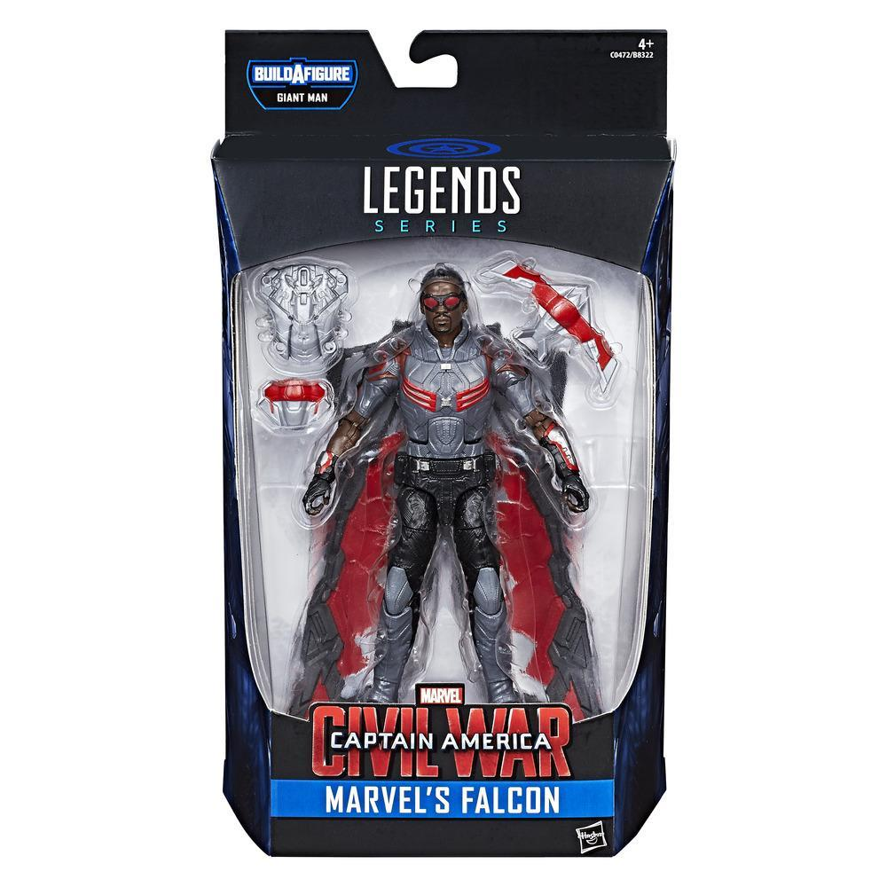MARVEL LEGENDS FIGURAS FALCON 15 CM