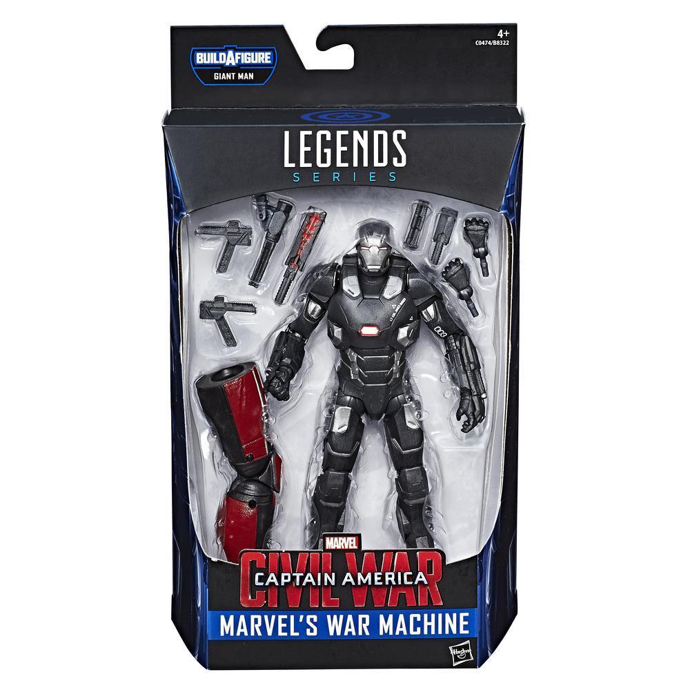 MARVEL LEGENDS FIGURAS WAR MACHINE 15 CM