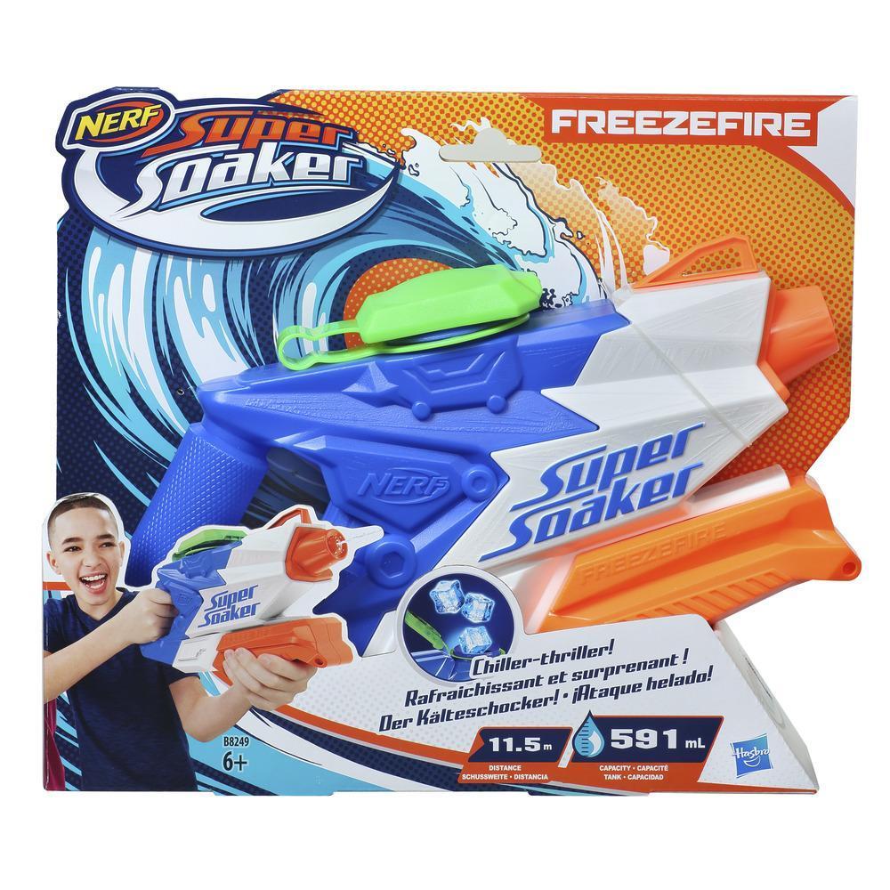 NERF SUPER SOAKER FREEZEFIRE 2.0