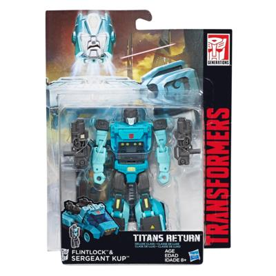 TRANSFORMERS GENERATIONS DELUXE TITANS