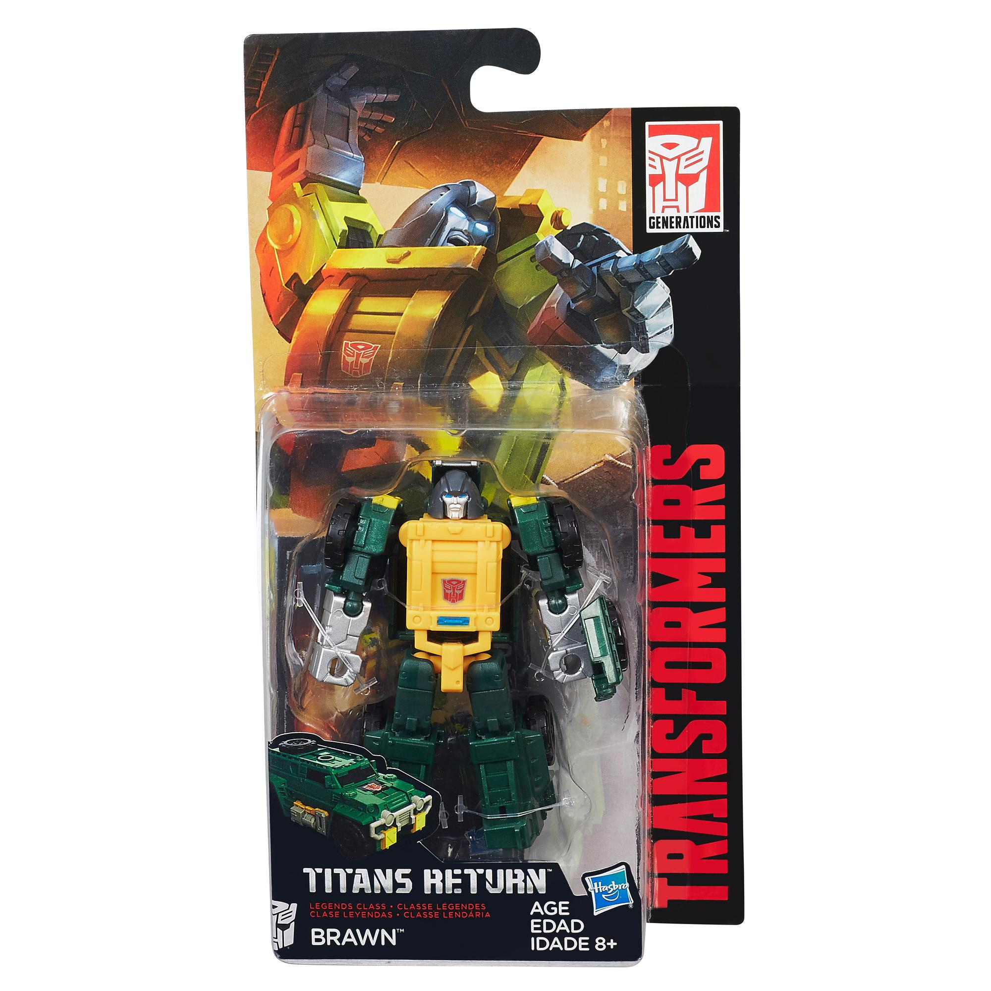 TRANSFORMERS GENERATIONS LEGENDS TITANS