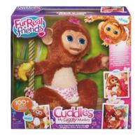 FURREAL FRIENDS - AMIGUINHA DIVERTIDA (macaco)