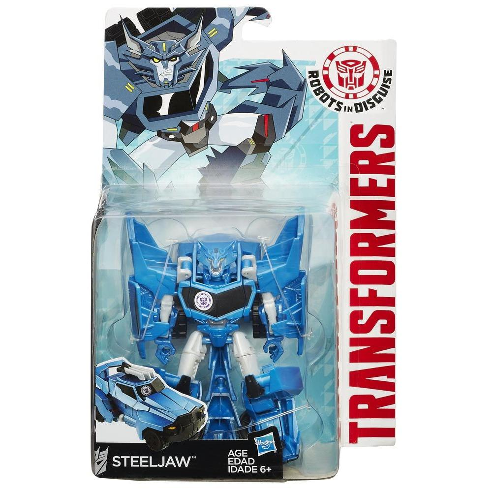 TRANSFORMERS  WARRIORS STEELJAW