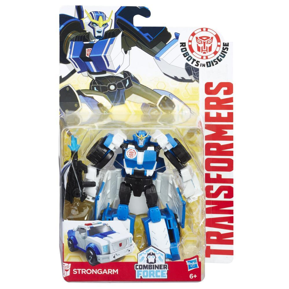 TRANSFORMERS WARRIORS STRONGARM