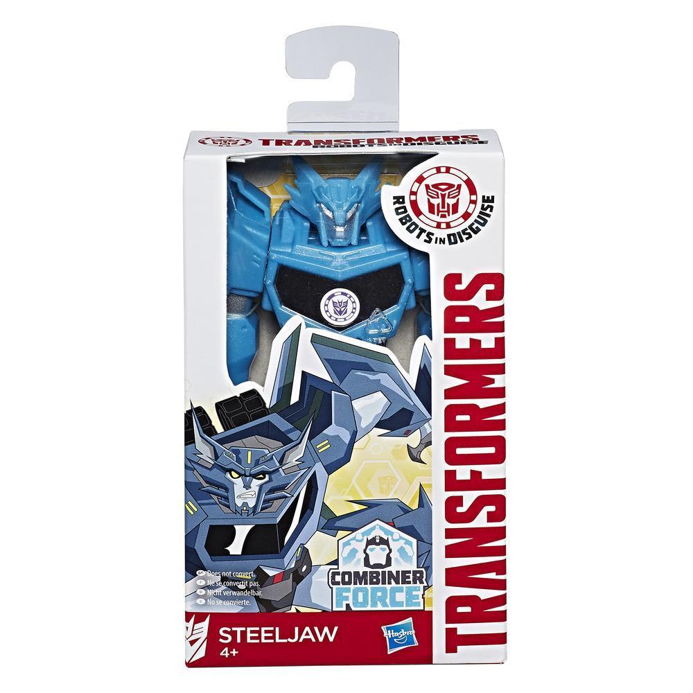 Transformers Robots in Disguise Titan Guardians Steeljaw Figure