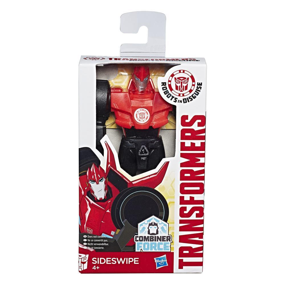 Transformers Robots in Disguise Titan Guardians Sideswipe Figure