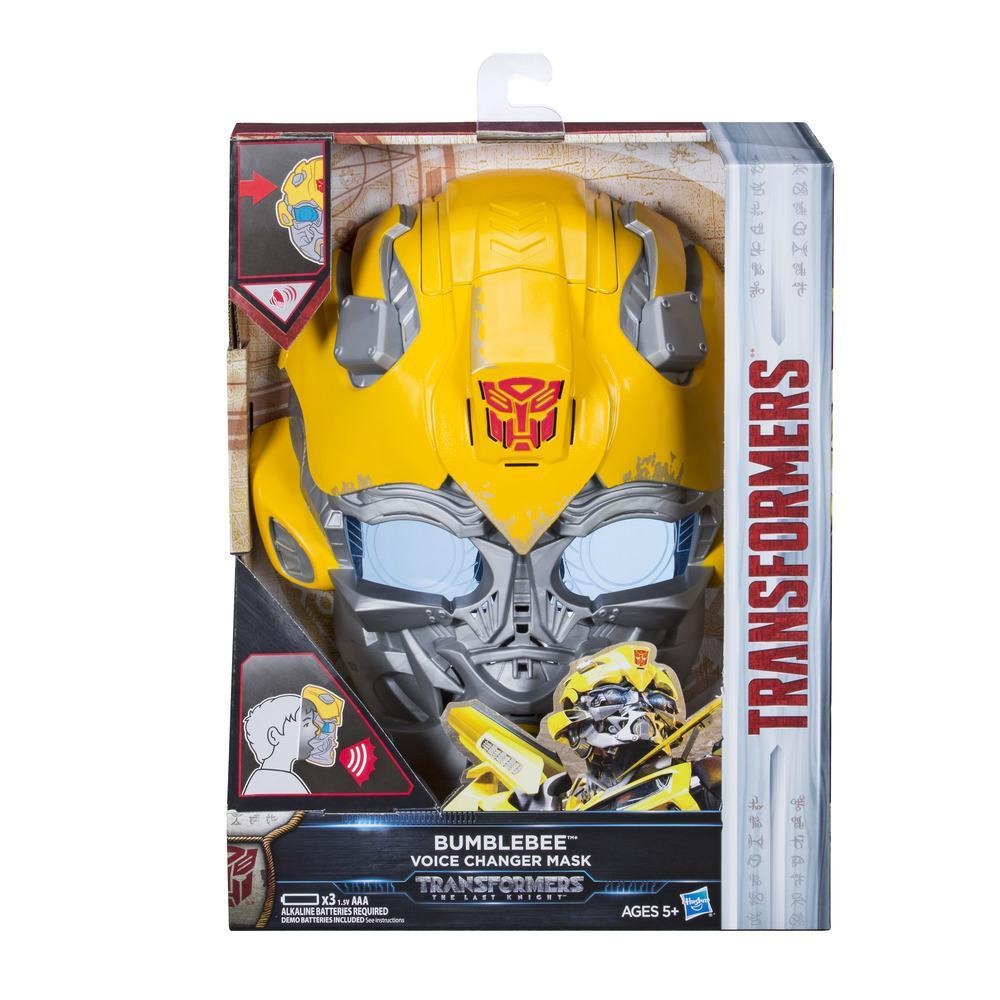 TRANSFORMERS 5 BUMBLEBEE MASK