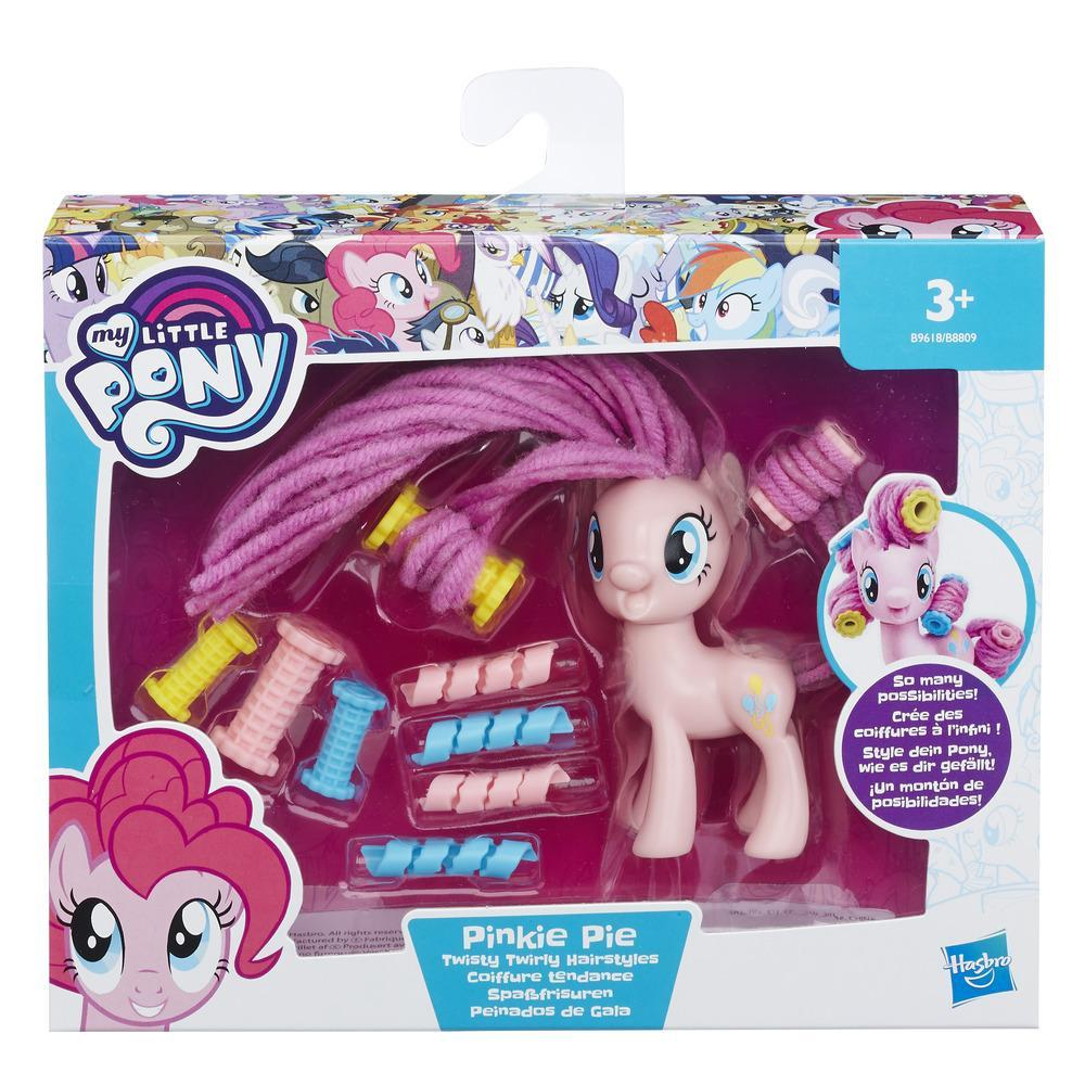 MY LITTLE PONY PENTEADOS DA MODA