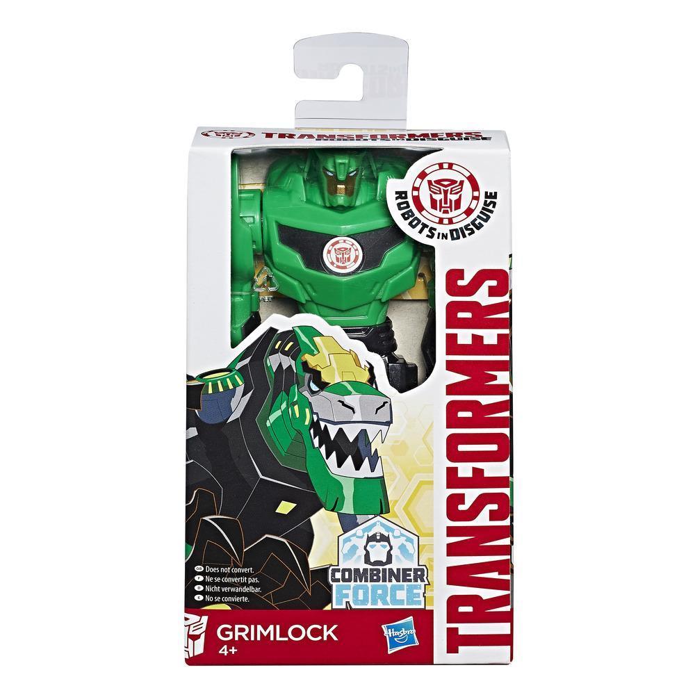 Transformers: Robots in Disguise Titan Guardians Grimlock