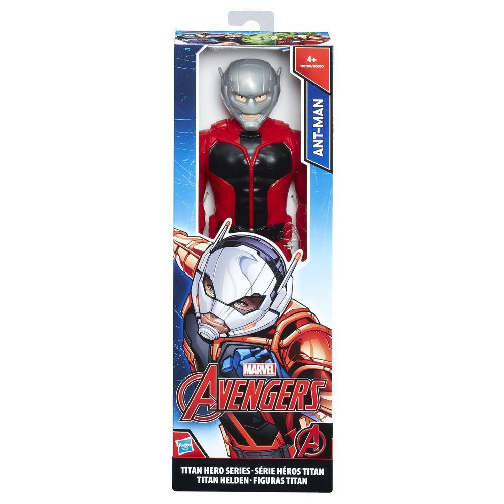 AVENGERS FIGURAS TITAN ANT-MAN