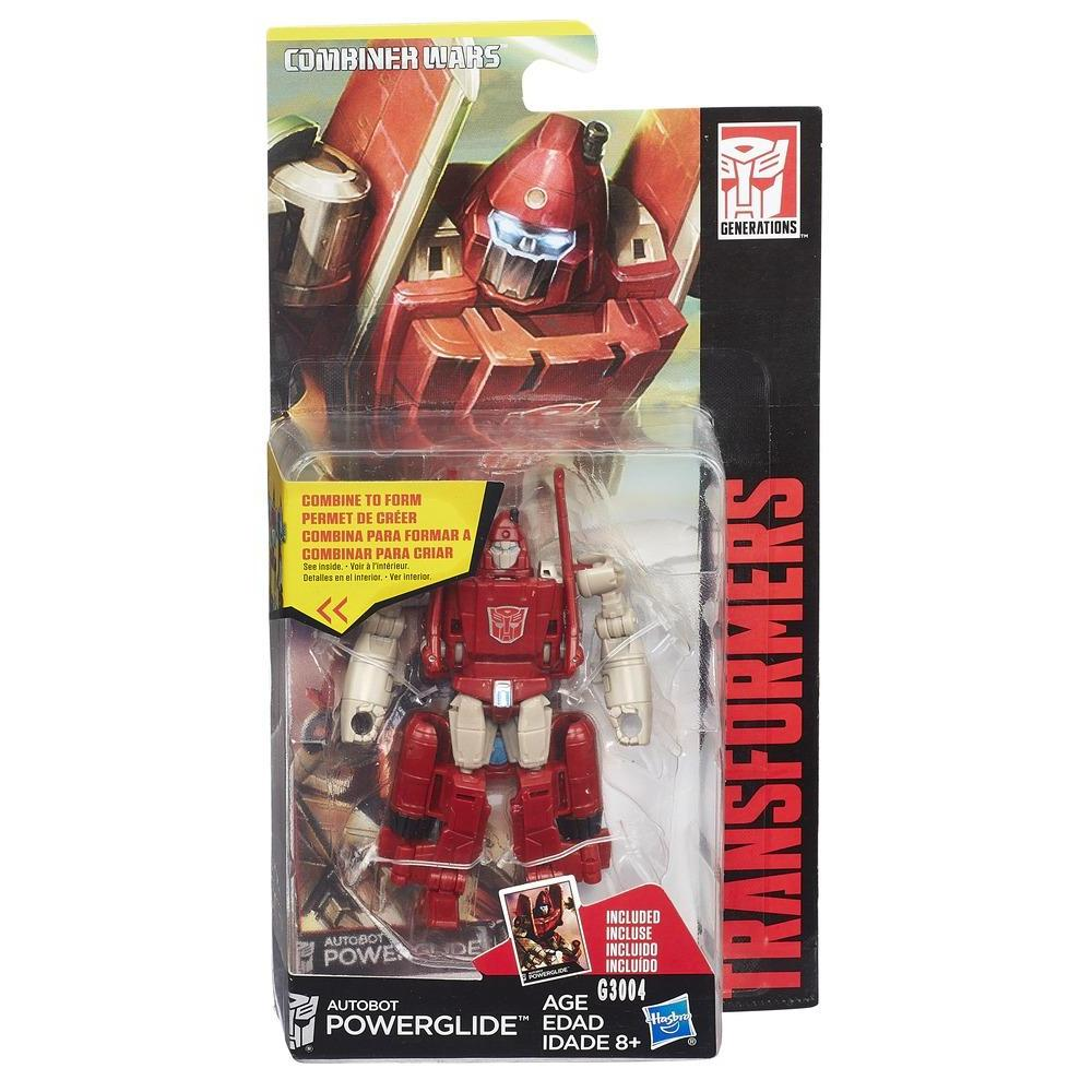 TRANSFORMERS GENERATIONS LEGENDS POWERGLIDE