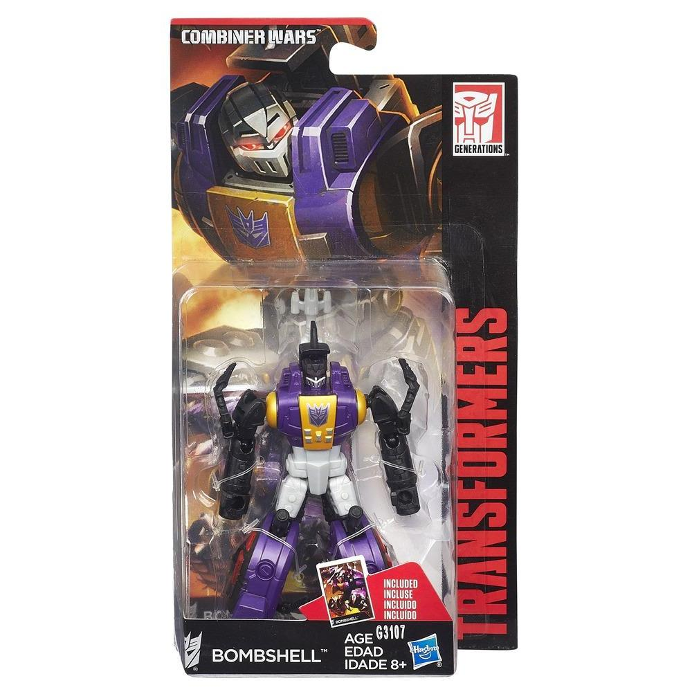 TRANSFORMERS GENERATIONS LEGENDS BOMBSHELL