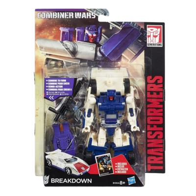 TRANSFORMERS GENERATIONS DELUXE BREAKDOWN