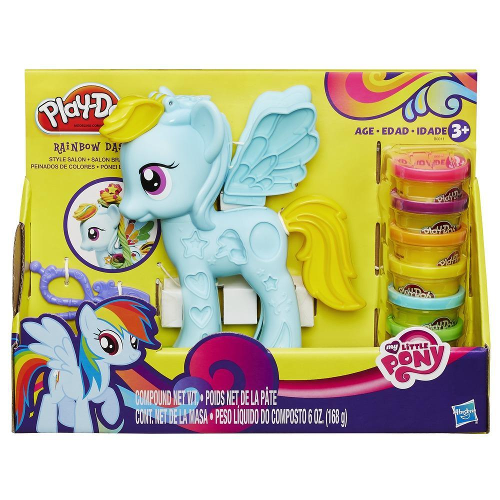 Play-Doh Rainbow Dash  My Little Pony