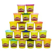 PLAYDOH PACK SUPER CORES 20 POTES