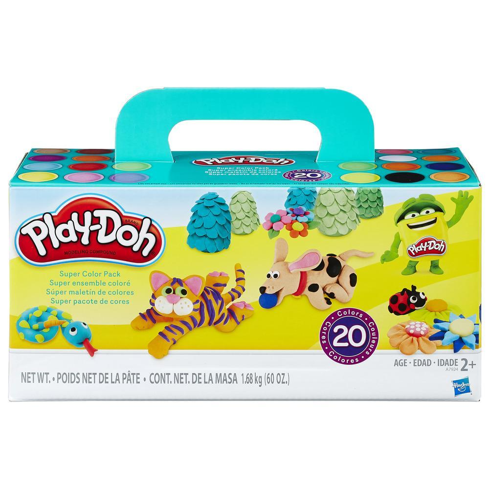 PLAY-DOH PACK 20 POTES