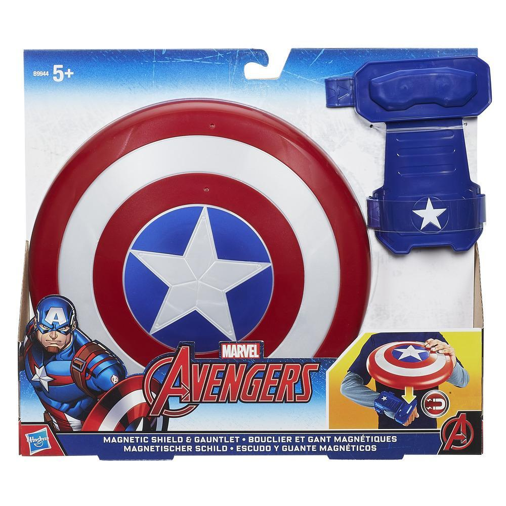 AVN CAPTAIN AMERICA MAGNETIC SHIELD & GA