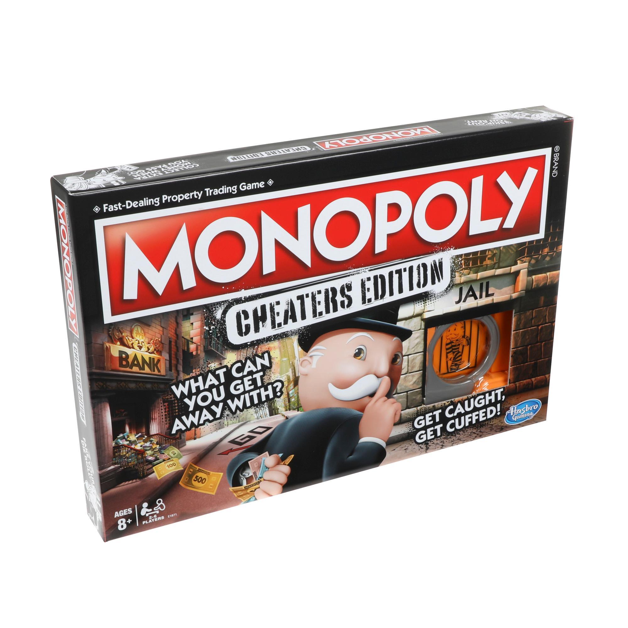 Joc Monopoly Cheaters RO