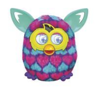 Noul Furby Boom (Inimioare roz si albastre)