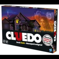 CLUEDO Jocul clasic - descopera enigma!