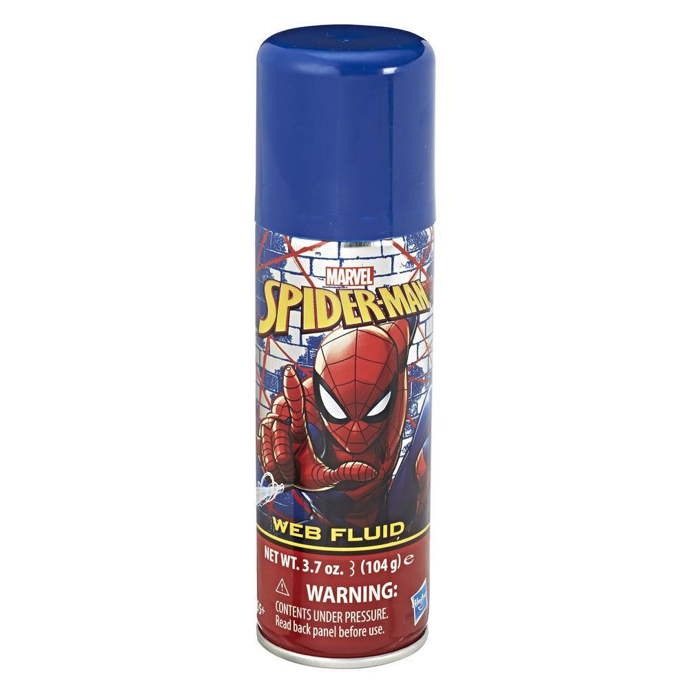 Rezerva panza de paianjen, Spider-Man