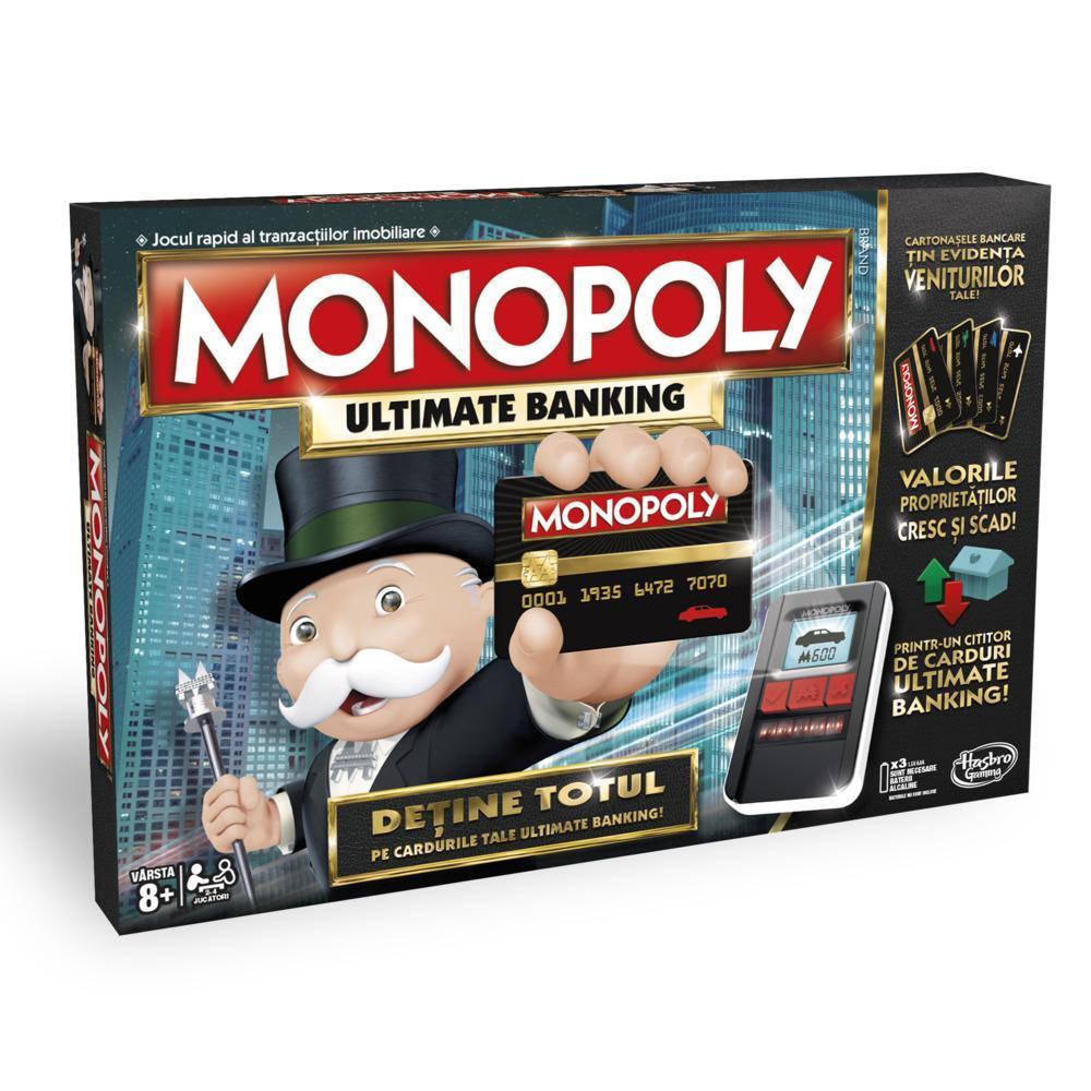 Joc Monopoly Ultimate Banking
