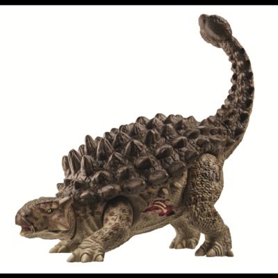 Figurina Ankylosaurus Basher and Biters