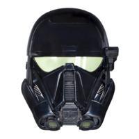 Războiul Stelelor: Rogue One, Masca soldat Death Trooper al Imperiului, care își schimbă vocea