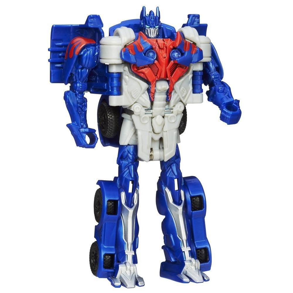 "Figurina Optimus Prime Transformers Age of Extinction ""One-Step Changer"