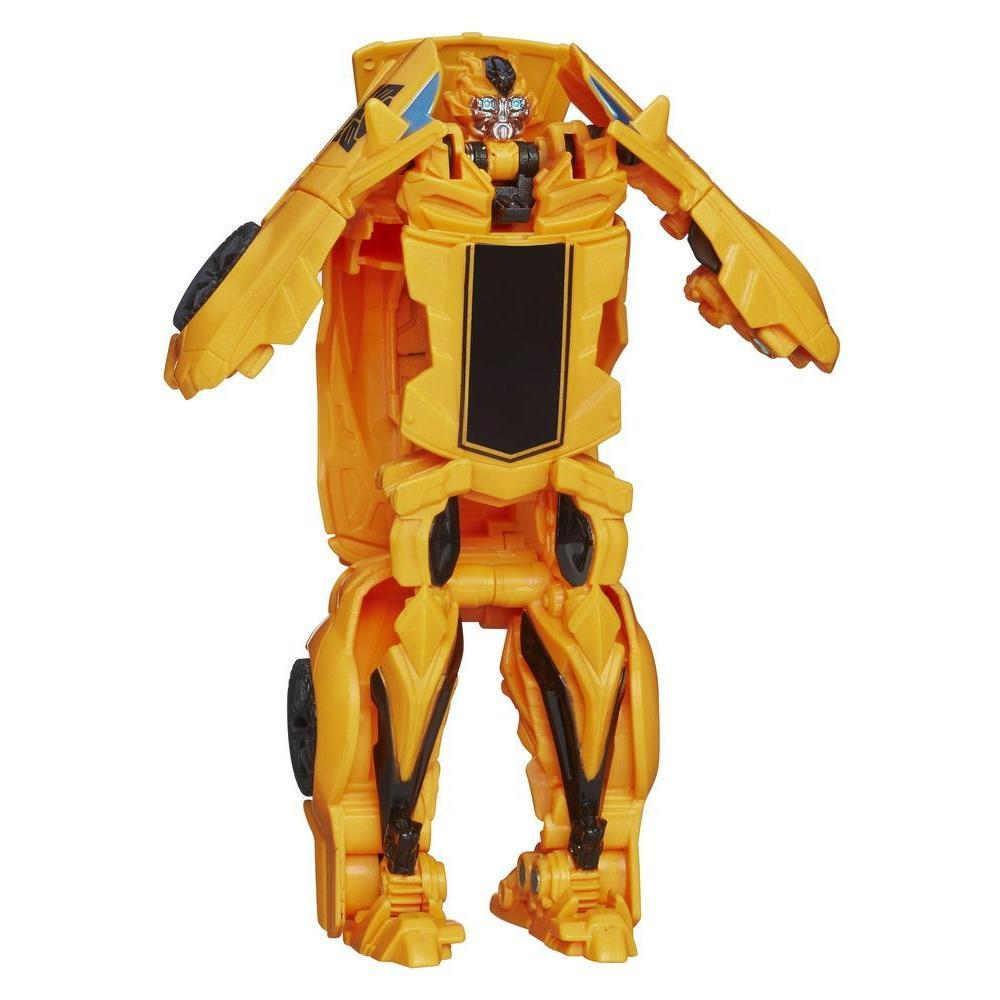 "Figurina Bumblebee Transformers Age of Extinction ""One-Step Changer"