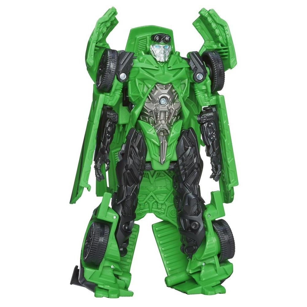 "Figurina Crosshairs Transformers Age of Extinction ""One-Step Changer"