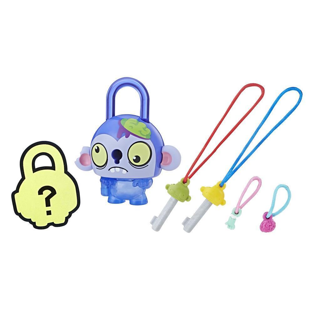 Personaj Lock Stars Monstru cu Minte - Seria 1 (Gama de produse poate varia)
