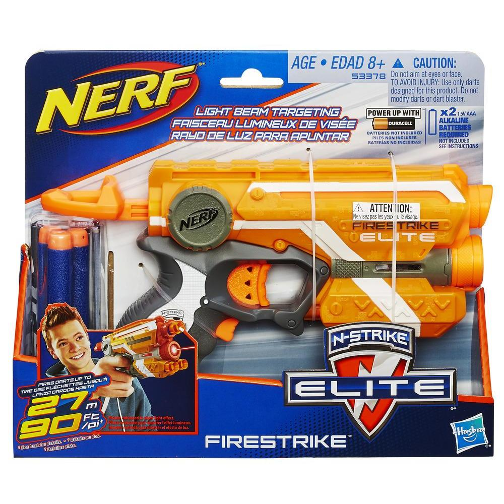 Blaster N-strike Elite Firestrike