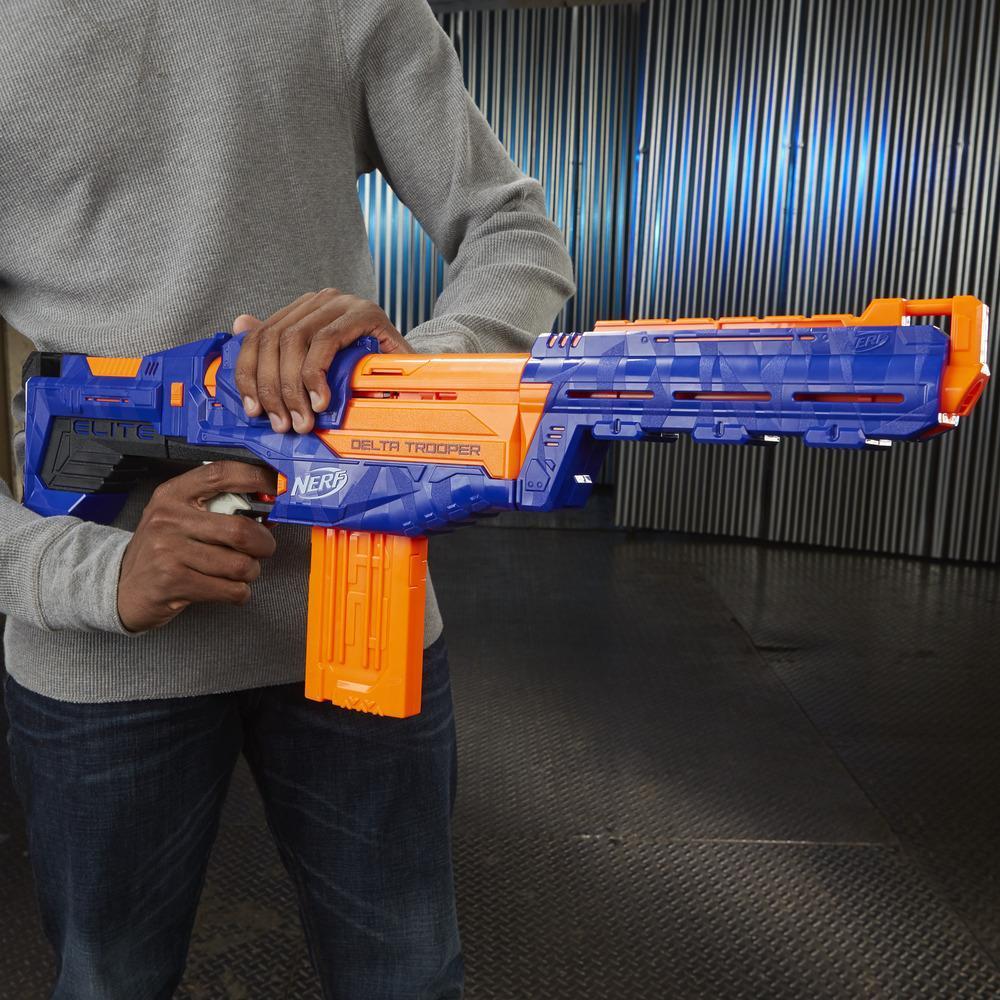 Blaster NERF N-Strike Elite Delta Trooper
