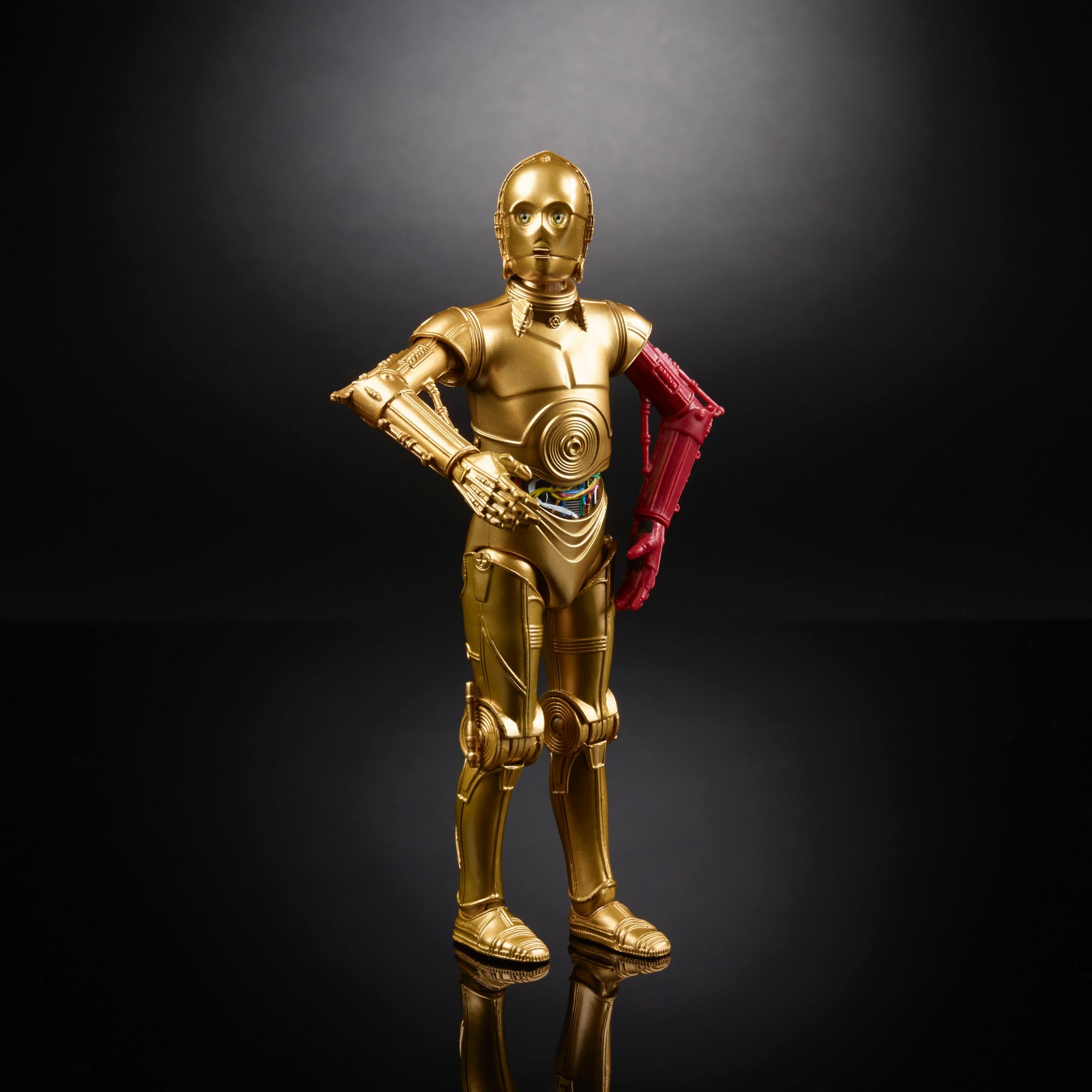 Războiul Stelelor The Black Series Figurina C-3PO