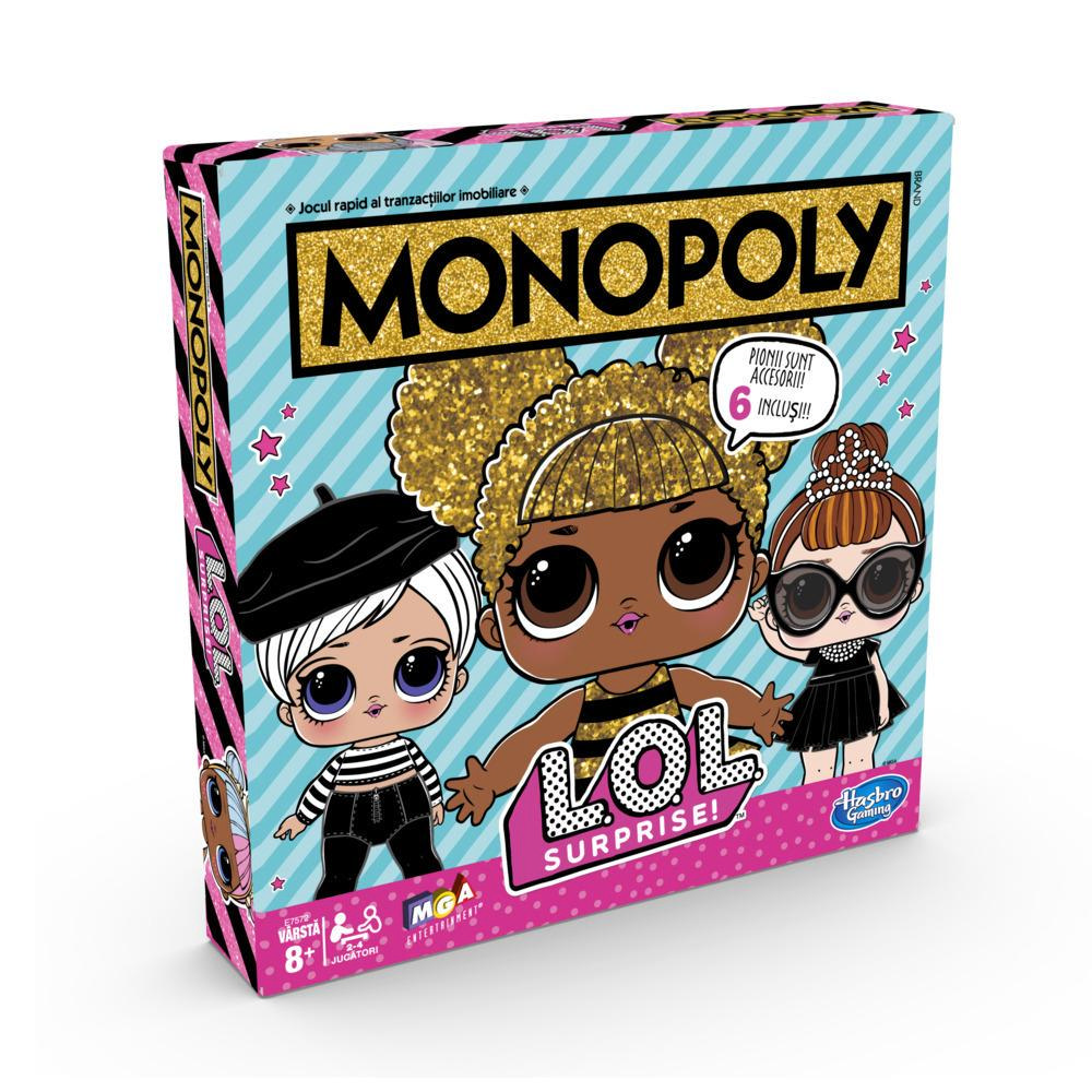 Joc Monopoly L.O.L. SURPRISE