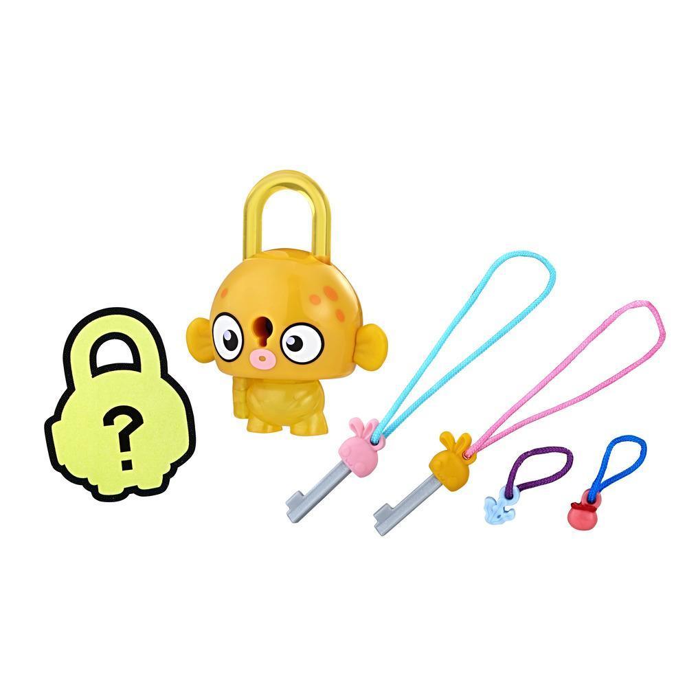Personaj Lock Stars Peștișorul Portocaliu - Seria 2 (Gama de produse poate varia)