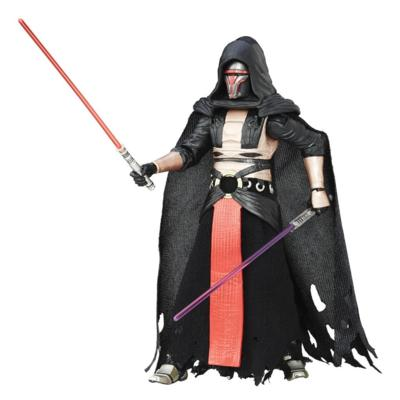Războiul Stelelor The Black Series Figurina Darth Revan
