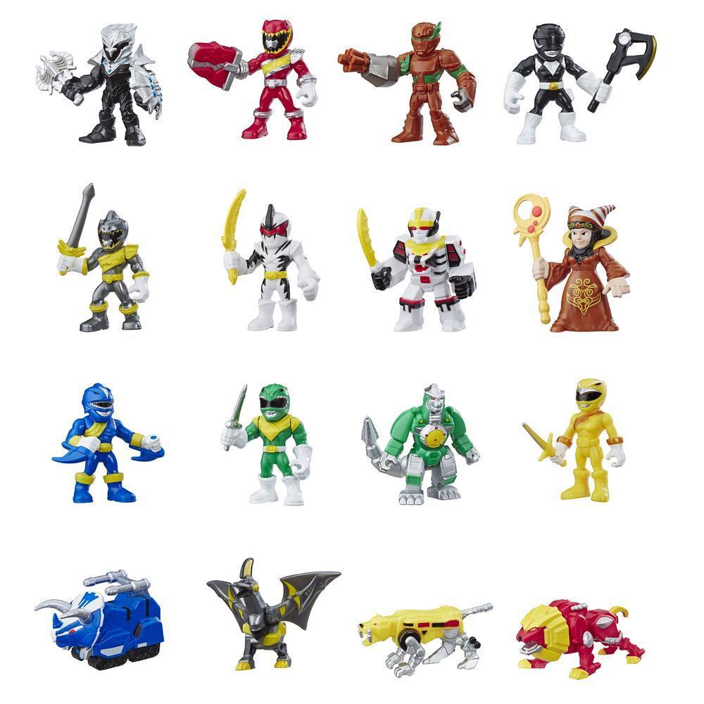 Punguta cu surprize Power Rangers