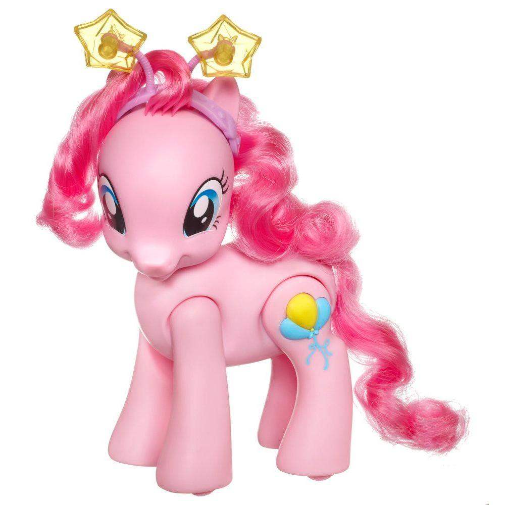 Figurina ponei WALKIN' TALKIN' PINKIE PIE My Little Pony