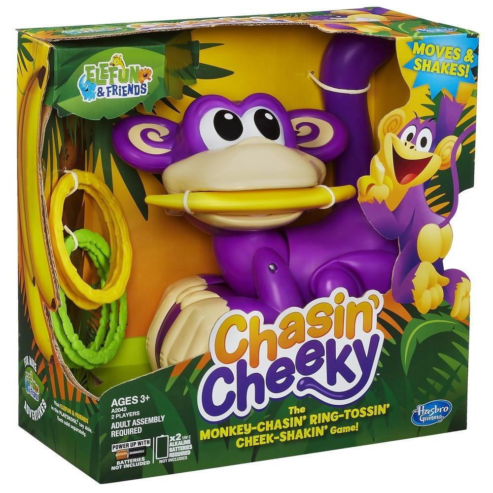Chasin' Cheeky