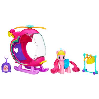 Elicopterul lui Pinkie Pie My Little Pony