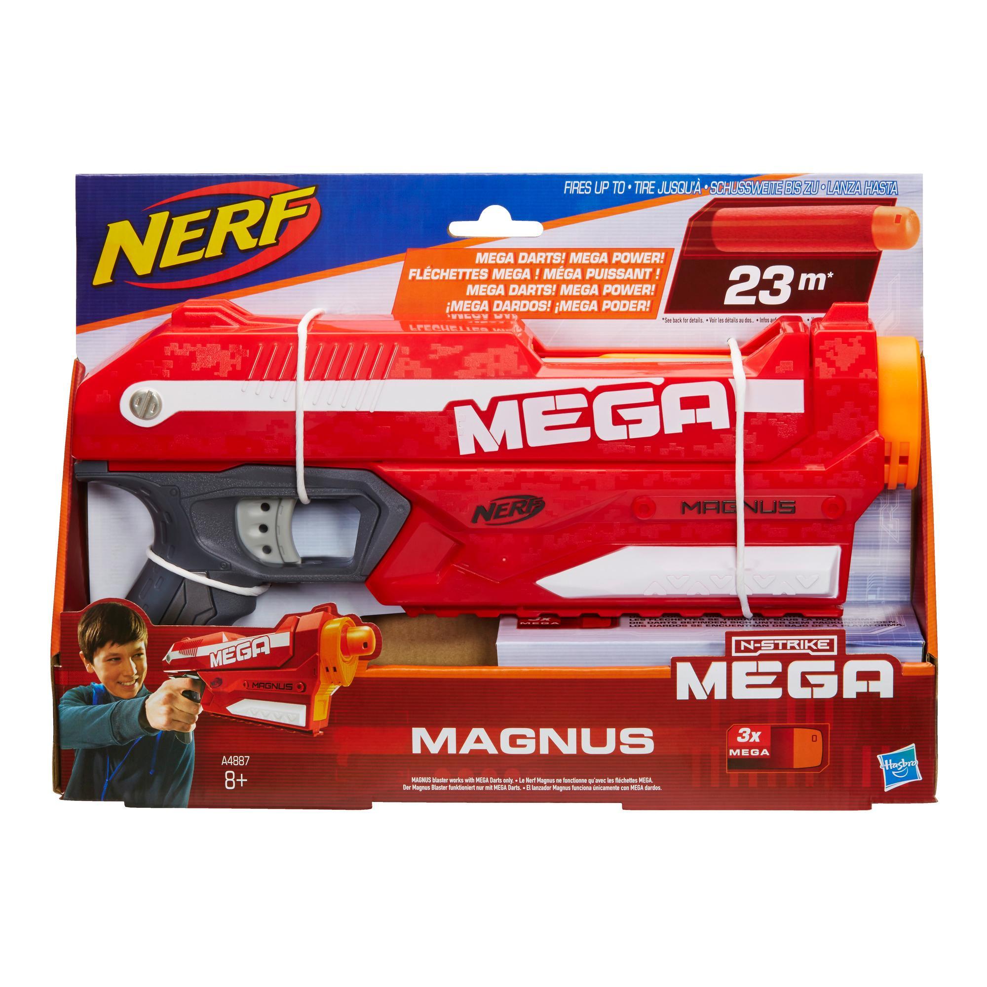 Blaster Magnus Nerf Mega
