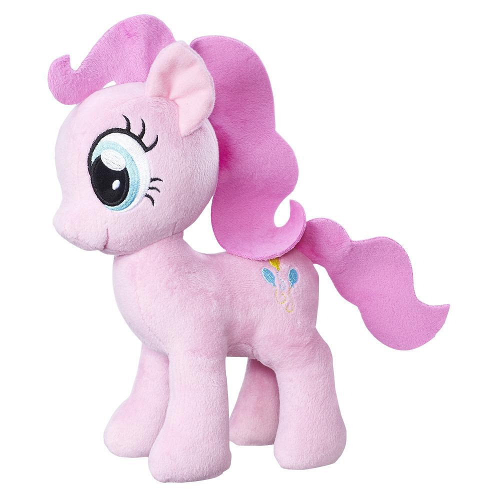 Ponei pluș moale 23 cm, Pinkie Pie, My Little Pony, Friendship is Magic